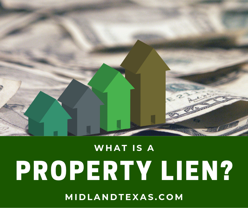 What is a Property Lien in Real Estate?
